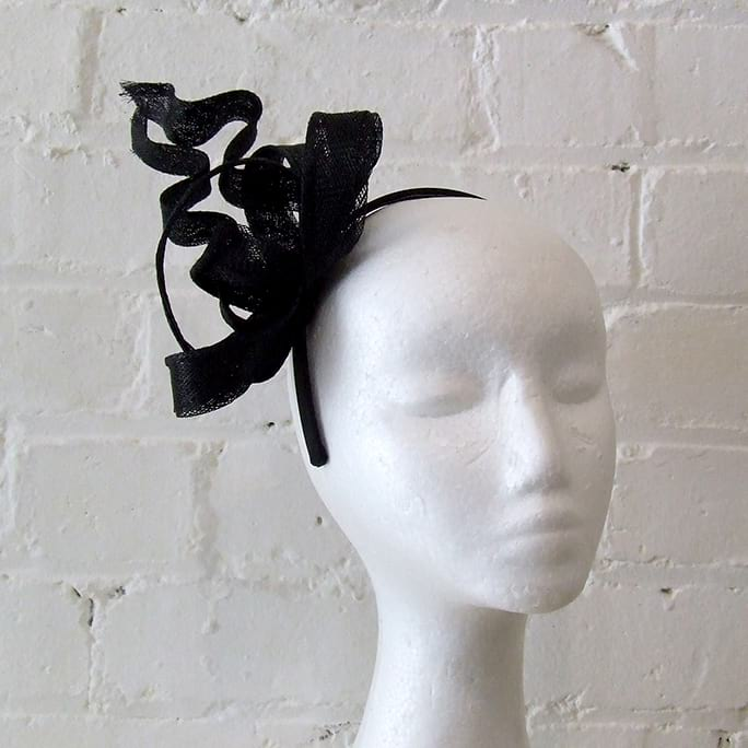 Fabulous fascinator.