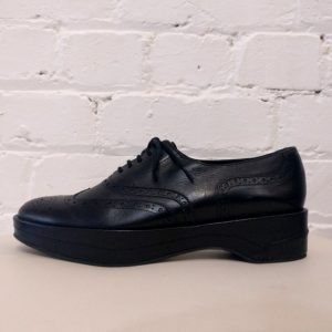 Platform brogue, unworn!