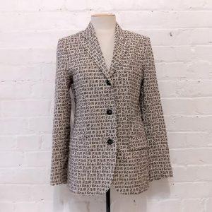 Suitable jacket.