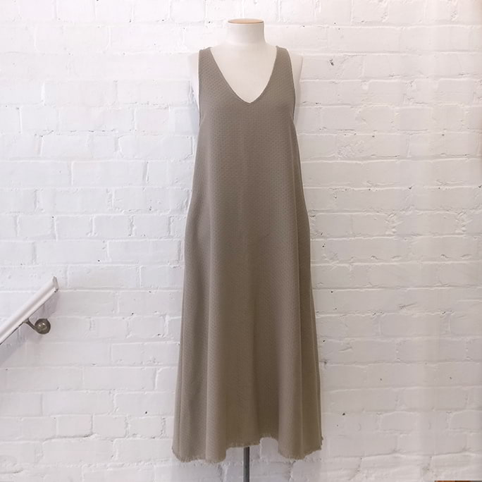 Phillippine dress, unlined, with pockets. Original price tags still on!