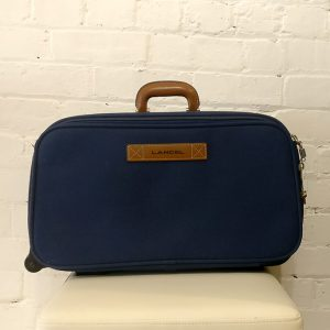Roll-away travel bag.