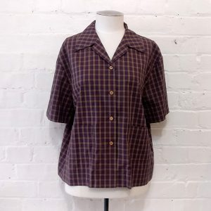 Plaid shirt. Unworn, brand new!
