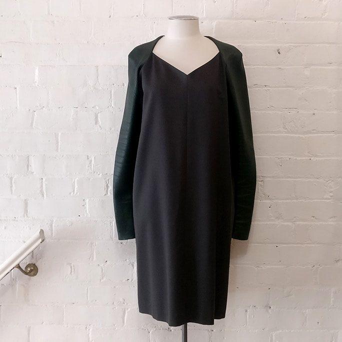 Skin Slv dress.