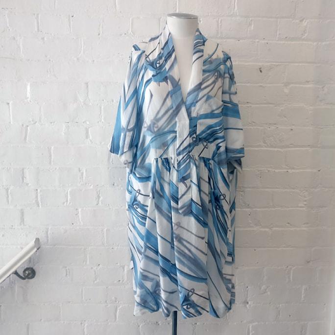 Cotton dress.