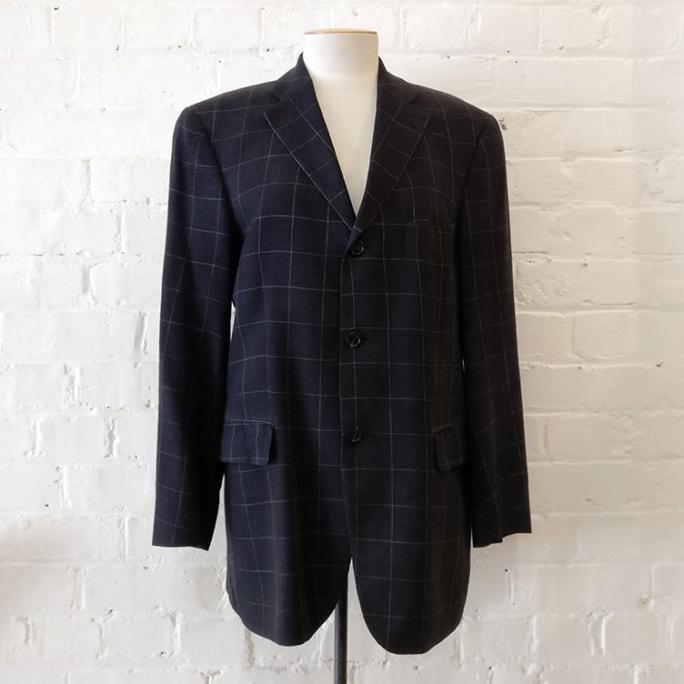 Harvard jacket.