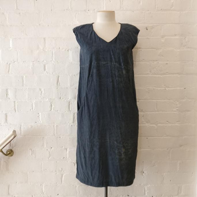 Shell dress.