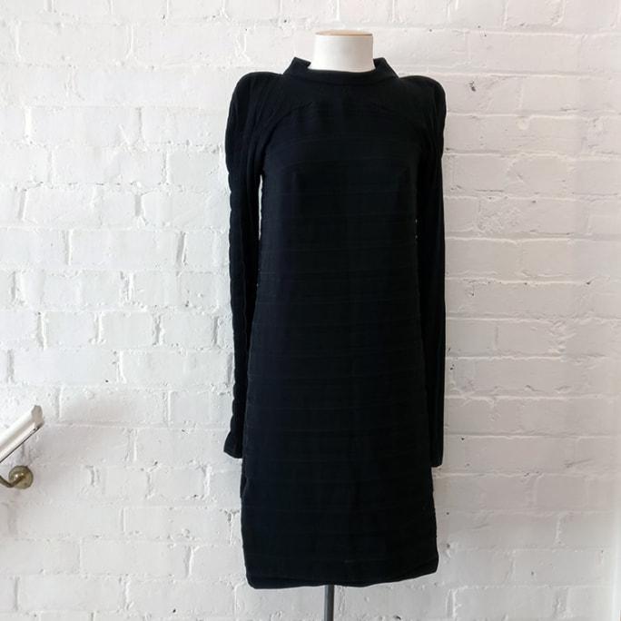 Swan dress.