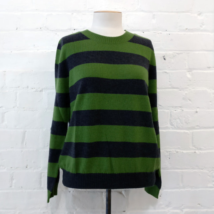 100% cashmere top.