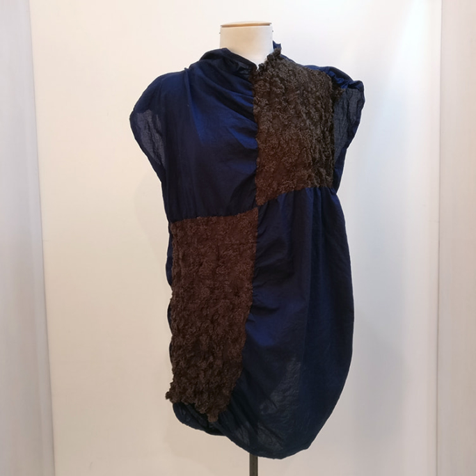 Unstructured long top (or short dress!).