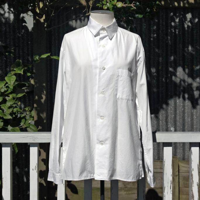 Beautiful white shirt.